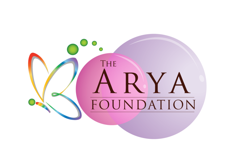 The Arya Foundation  logo