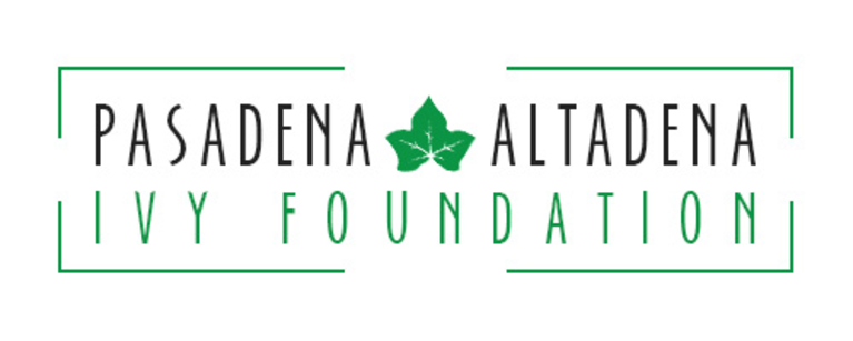 Pasadena/Altadena Ivy Foundation logo