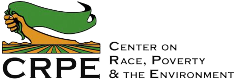 Center on Race, Poverty & the Environment  logo