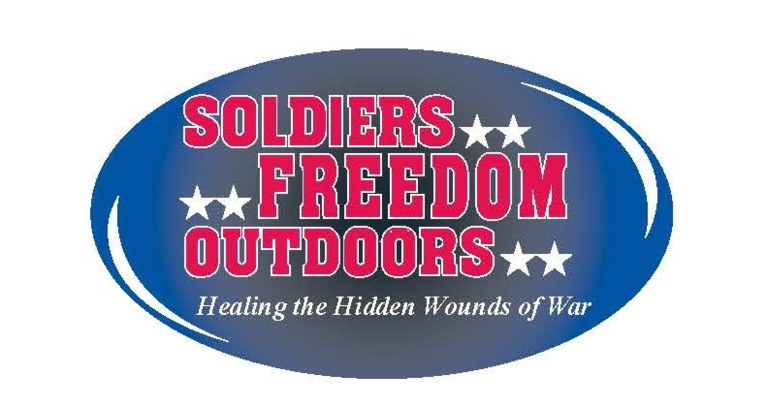 SOLDIERS FREEDOM OUTDOORS ORG logo