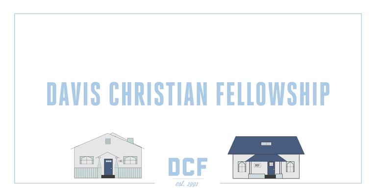 DAVIS CHRISTIAN FELLOWSHIP logo