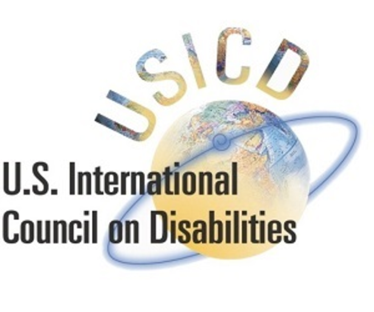 United States International Council On Disabilities logo