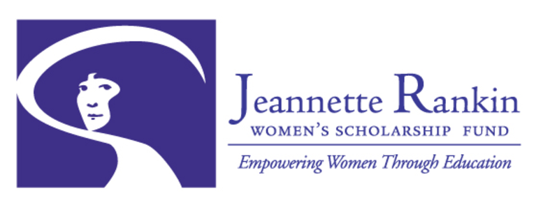 Jeannette Rankin Women's Scholarship Fund logo