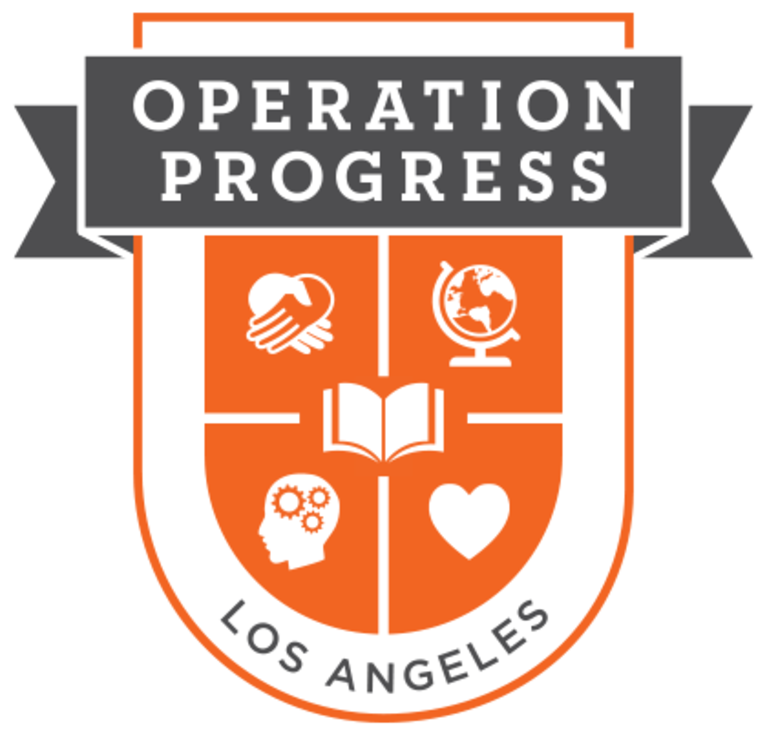 OPERATION PROGRESS STUDENT ASSISTANCE FOUNDATION CAL logo