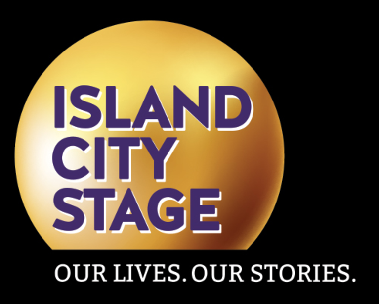 Island City Stage logo
