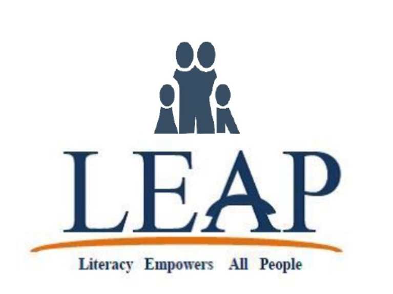 High Point Leap logo