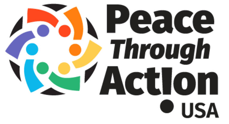 Peace Through Action USA logo