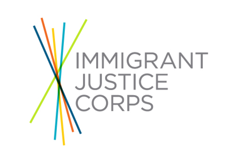 Immigrant Justice Corps Inc logo
