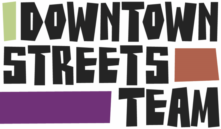 Downtown Streets Team logo