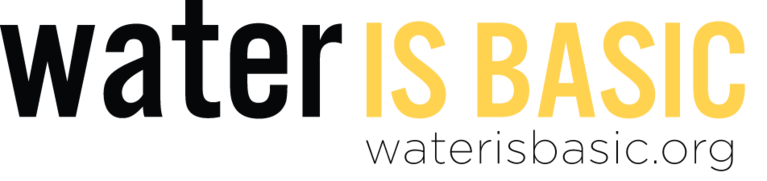 Water Is Basic logo