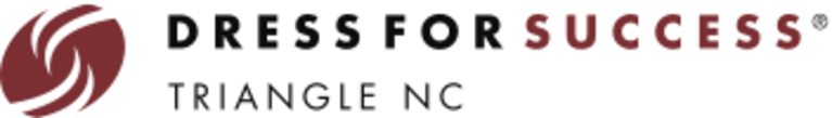 Dress for Success Triangle, NC logo