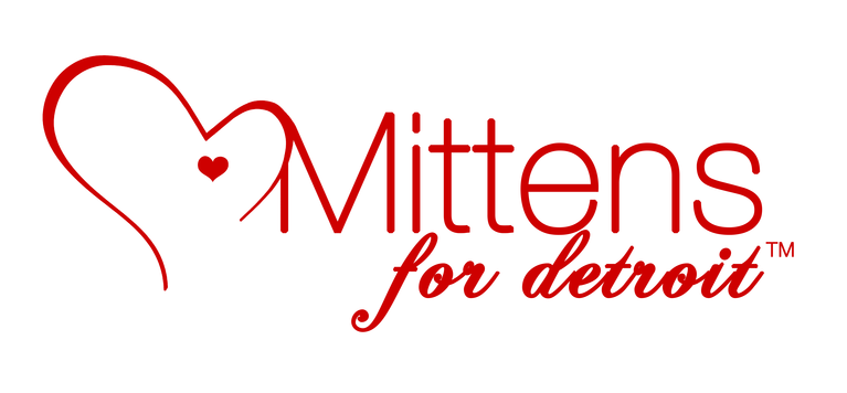 Mittens for Detroit logo