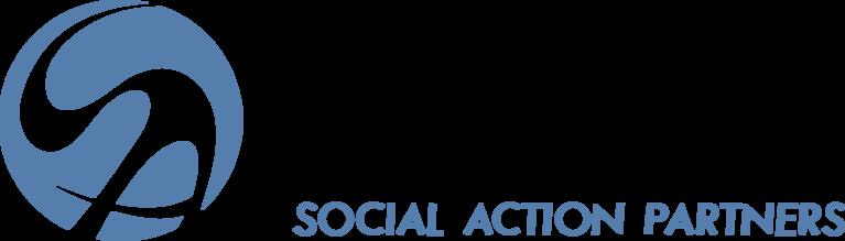Social Action Partners logo