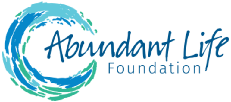 ABUNDANT LIFE FOUNDATION logo