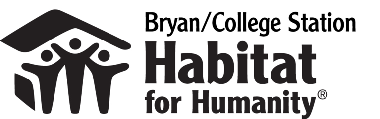 Bryan/College Station Habitat for Humanity logo