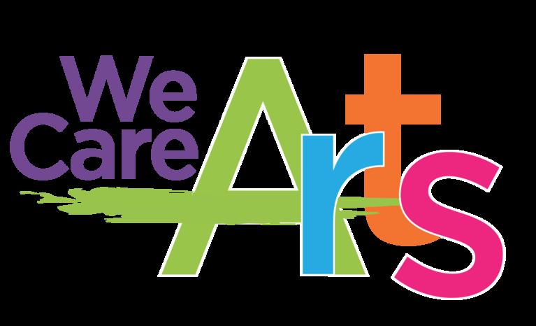We Care Arts logo