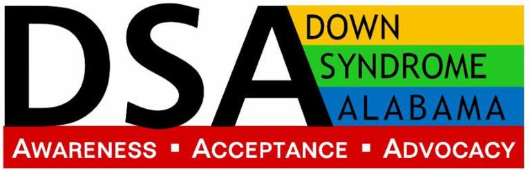 Down Syndrome Alabama logo