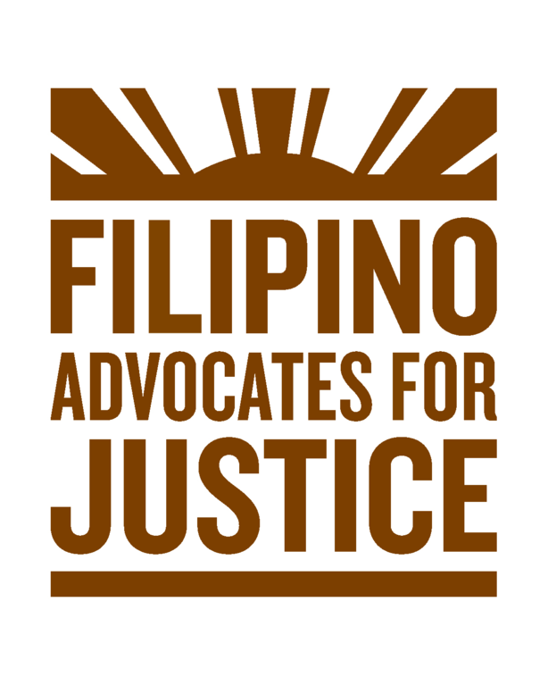 FILIPINO ADVOCATES FOR JUSTICE logo