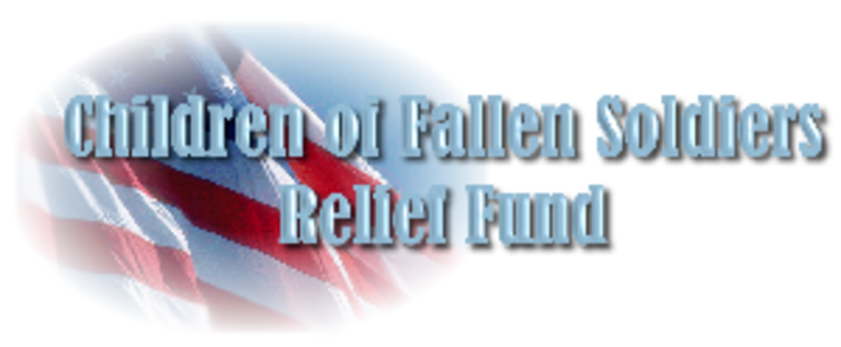Children Of Fallen Soldiers Relief Fund, Inc. logo