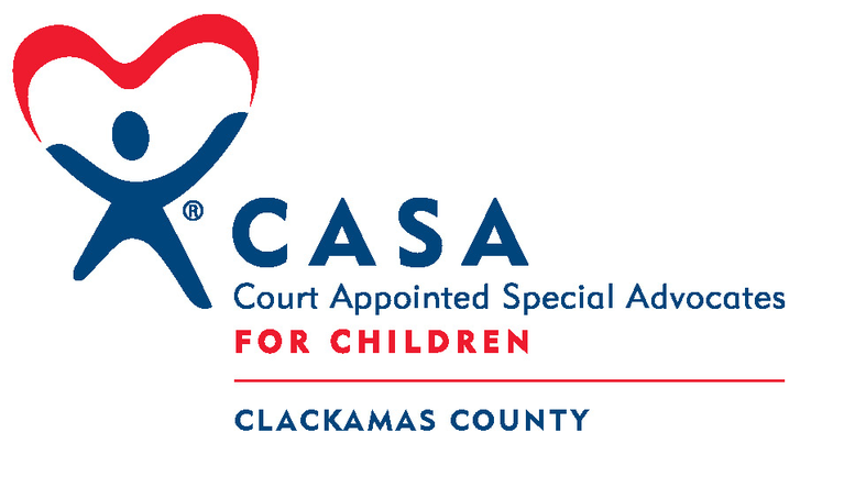 CASA of Clackamas County logo