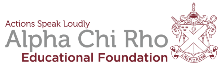ALPHA CHI RHO EDUCATIONAL FOUNDATION INC logo