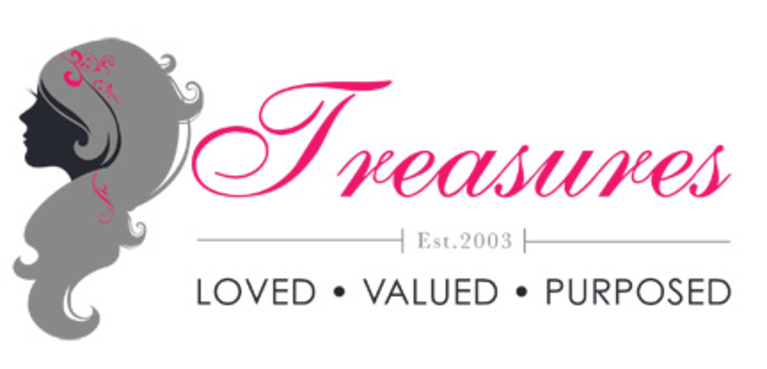 TREASURES MINISTRIES logo