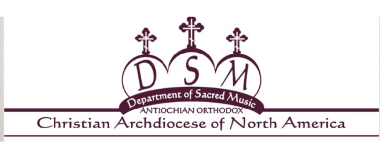 Department of Sacred Music - Antiochian Orthodox Archdiocese of North America