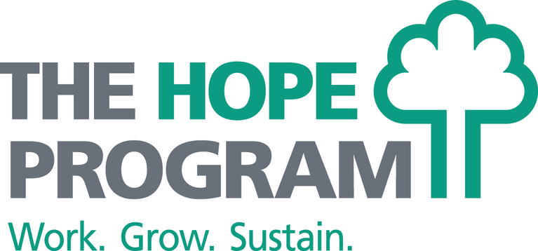 The HOPE Program, Inc. logo