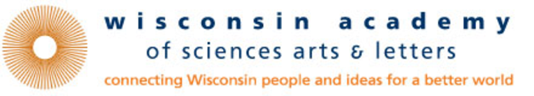 WISCONSIN ACADEMY OF SCIENCES ARTS & LETTERS logo