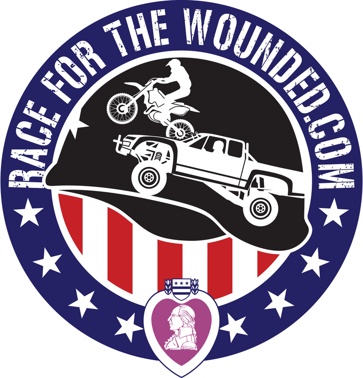 RACE FOR THE WOUNDED INC logo