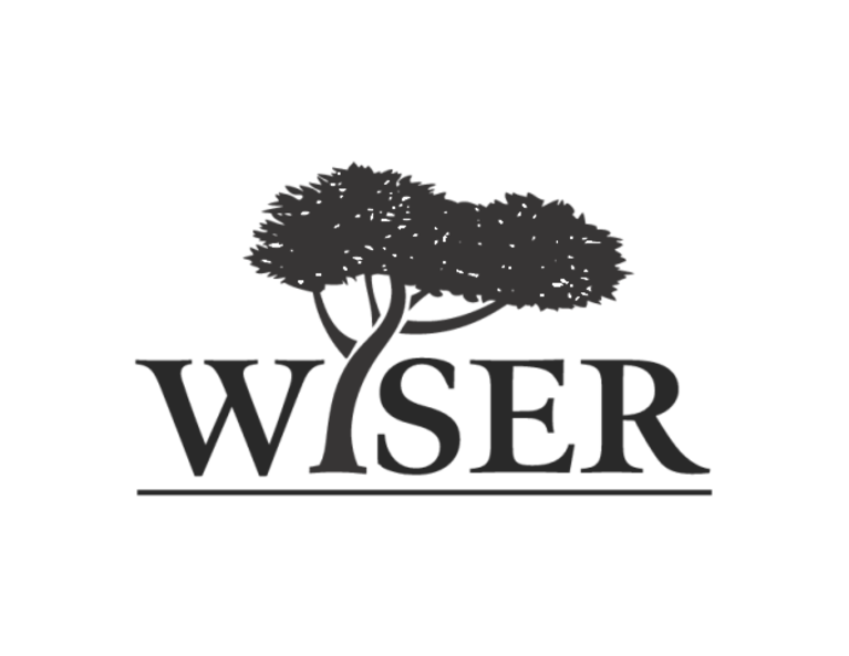 WISER International logo