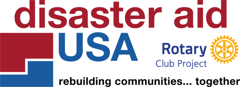 DISASTER AID USA INCORPORATED logo