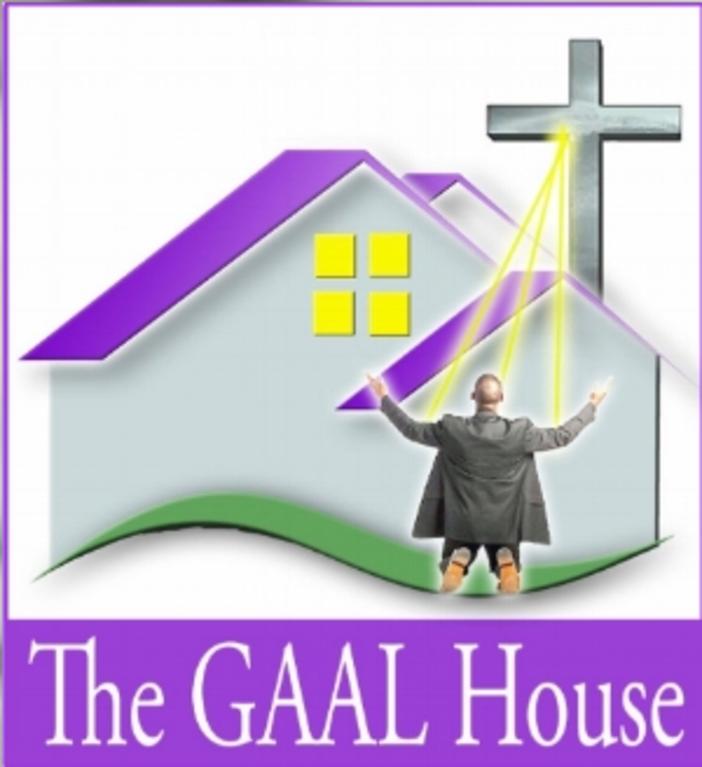 GAAL HOUSE logo