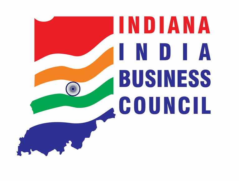 Indiana India Business Council logo