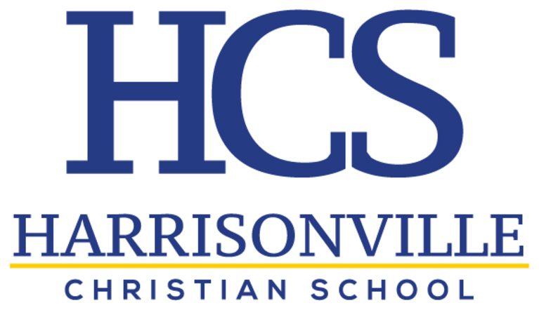 Harrisonville Christian School logo