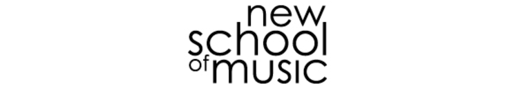 NEW SCHOOL OF MUSIC INC logo