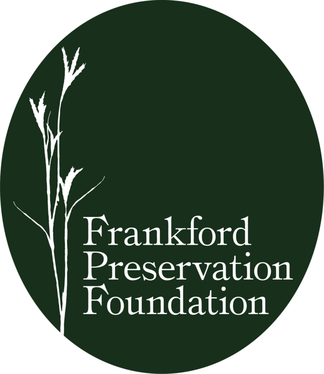 FRANKFORD PRESERVATION FOUNDATION