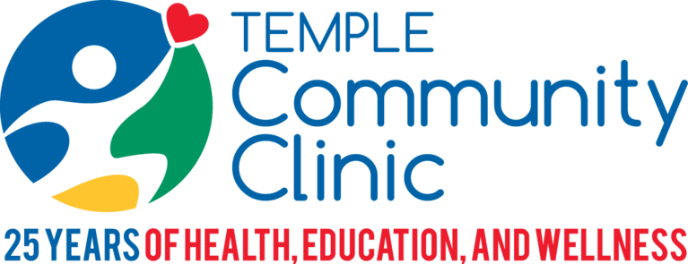 TEMPLE COMMUNITY CLINIC logo
