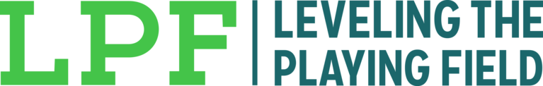 Leveling the Playing Field Inc logo
