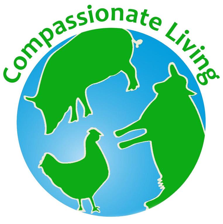 COMPASSIONATE LIVING logo