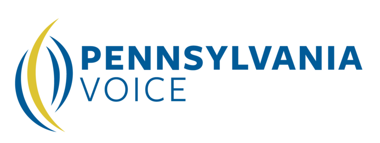 PENNSYLVANIA VOICE logo