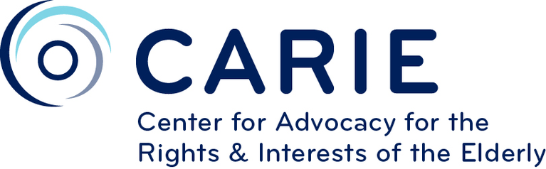 Center for Advocacy for the Rights and Interests of the Elderly (CARIE) logo