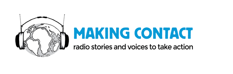 Making Contact / International Media Project logo