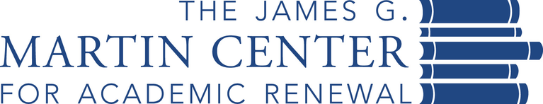 James G. Martin Center for Academic Renewal