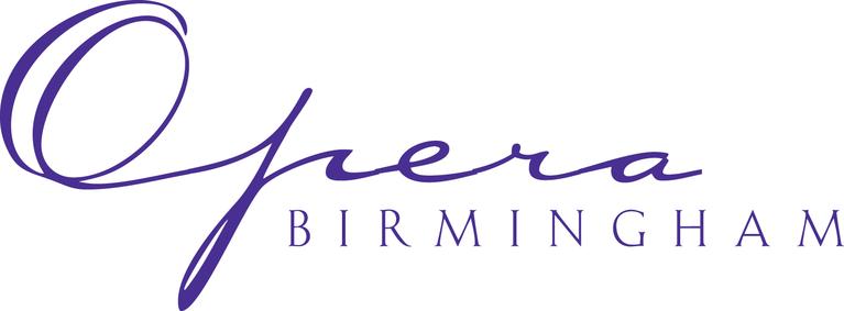 Opera Birmingham logo