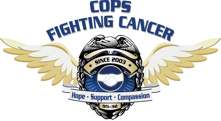 COPS FIGHTING CANCER