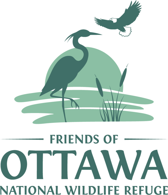 Friends of Ottawa National Wildlife Refuge logo