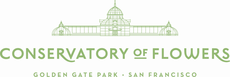 San Francisco Parks Alliance/Conservatory of Flowers logo