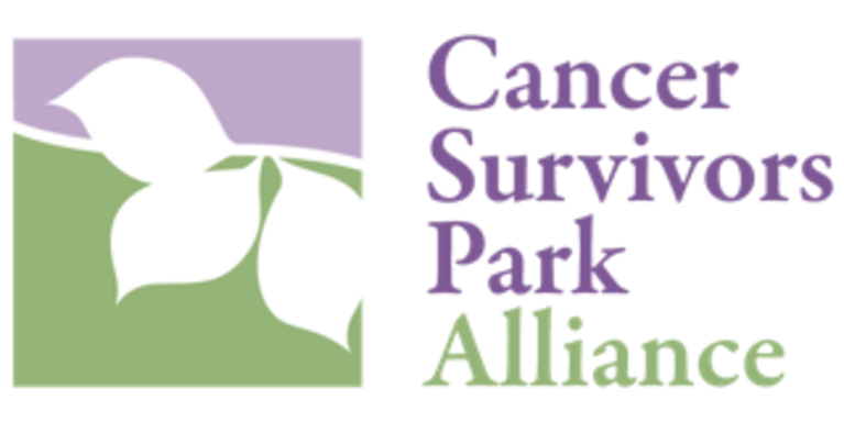 CANCER SURVIVORS PARK ALLIANCE logo
