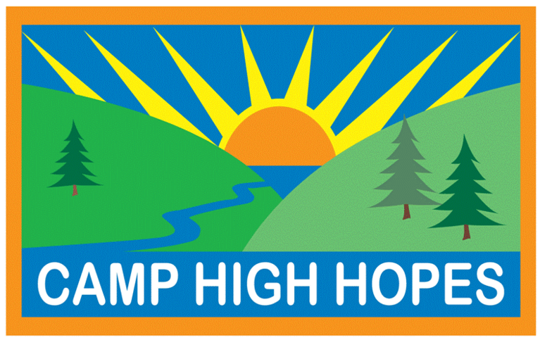 CAMP HIGH HOPES logo